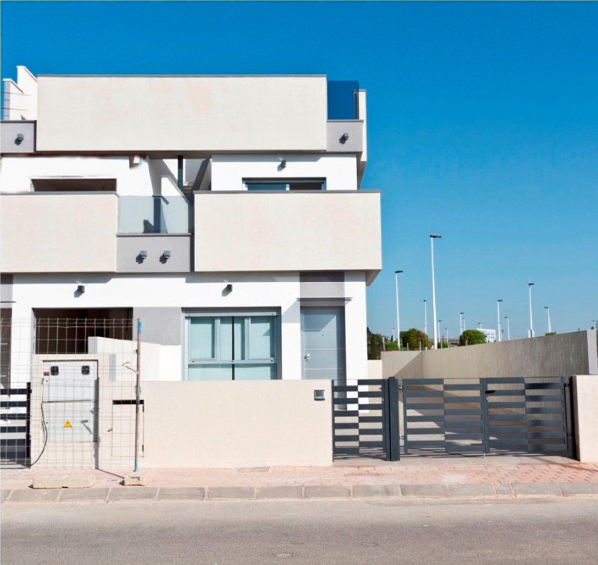 Townhouse - New Build - Santiago de la Ribera - Santiago de la Ribera