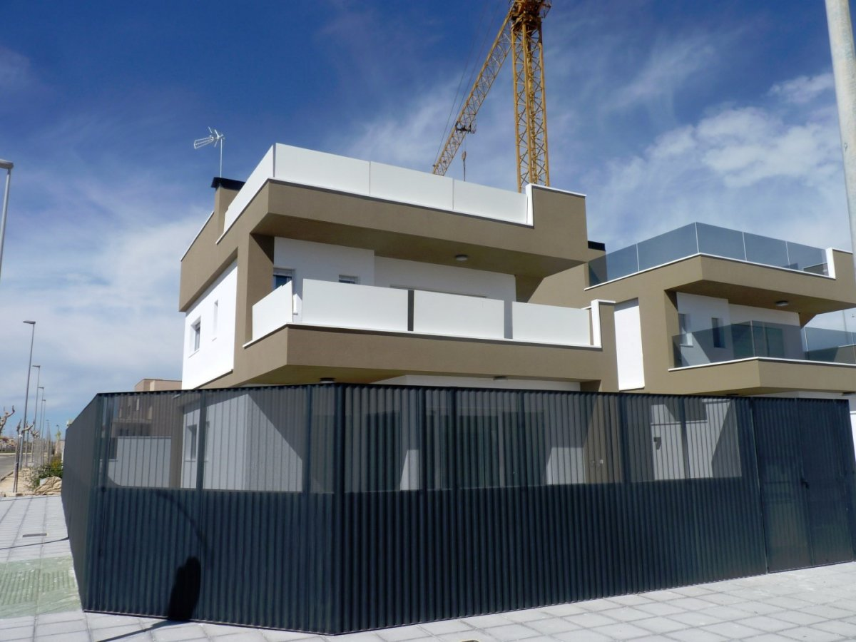 Fristående hus i Pilar de la Horadada (TORRE DE LA HORADADA)