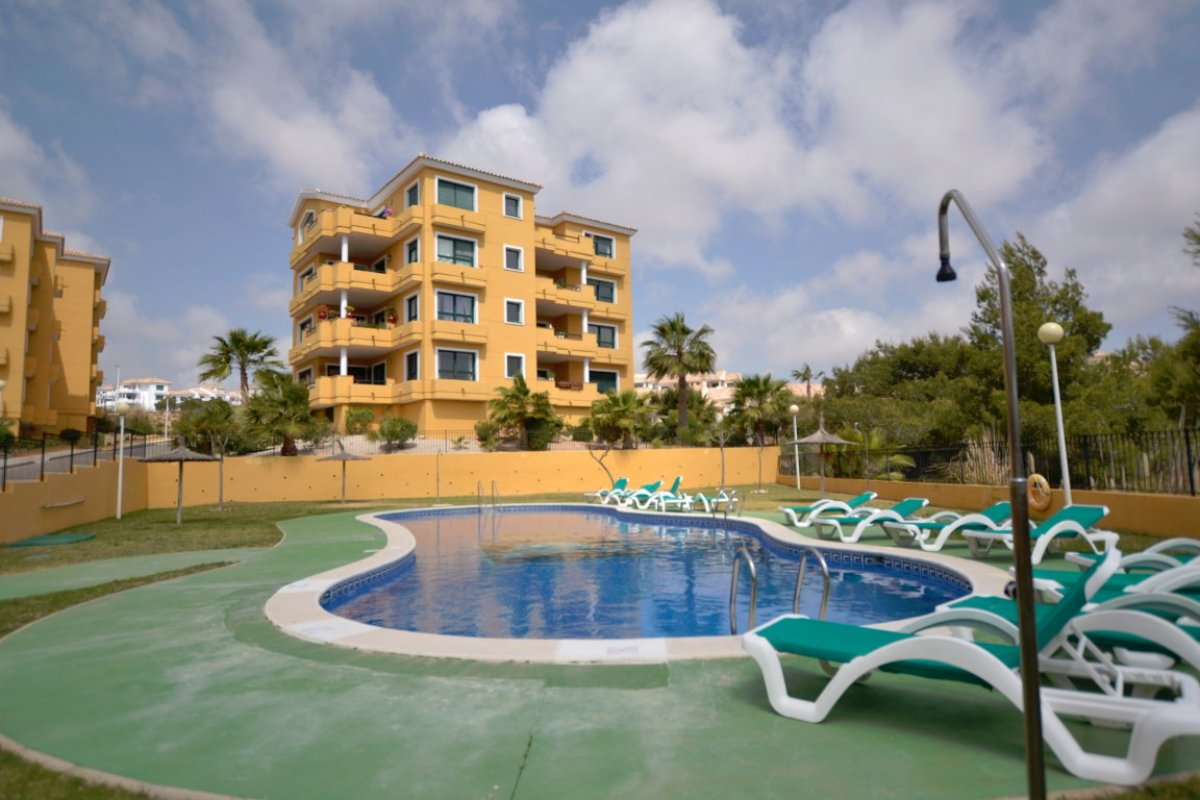 Apartment - New Build - Campoamor - Lomas de Campoamor