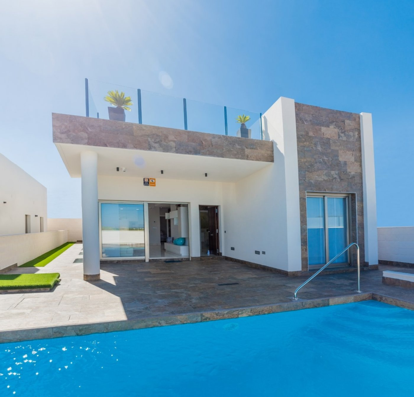 Detached - New Build - Orihuela Costa - La Zenia