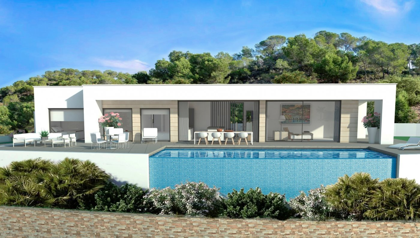Detached - New Build - Campoamor - Las Colinas Golf