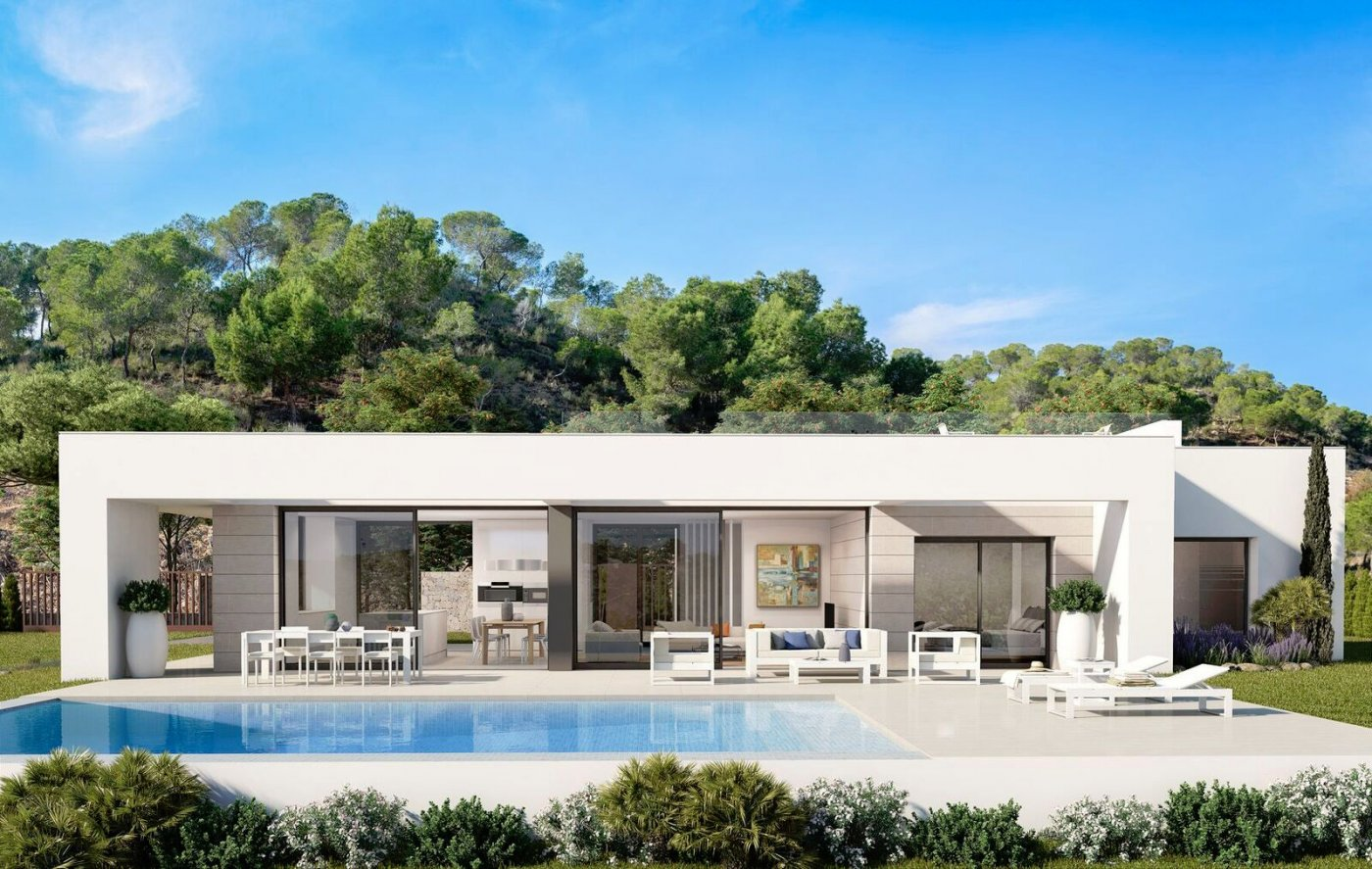 Detached - New Build - Campoamor - Campoamor
