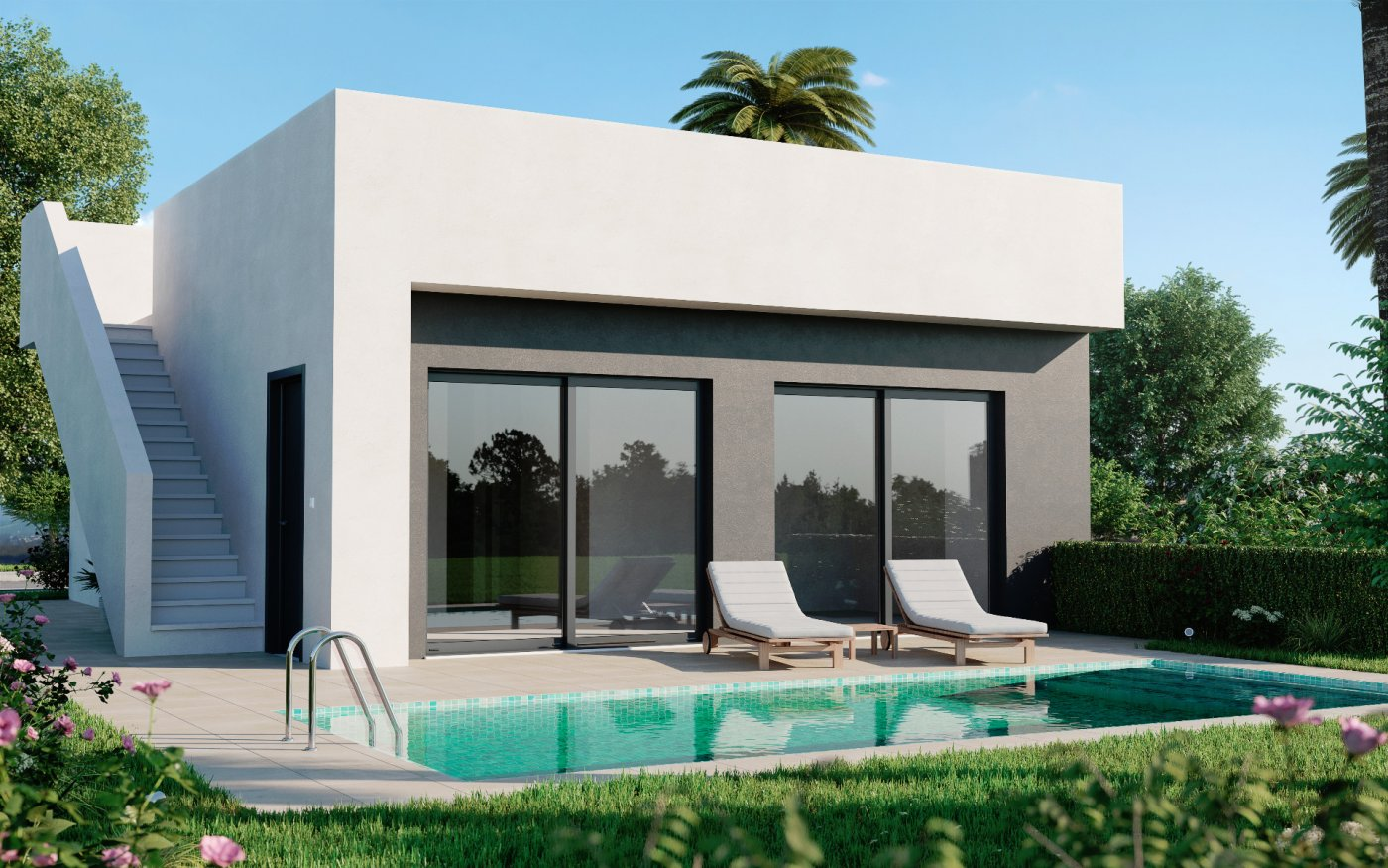 Villa - For Sale - Alhama de Murcia - CONDADO DE ALHAMA GOLF RESORT