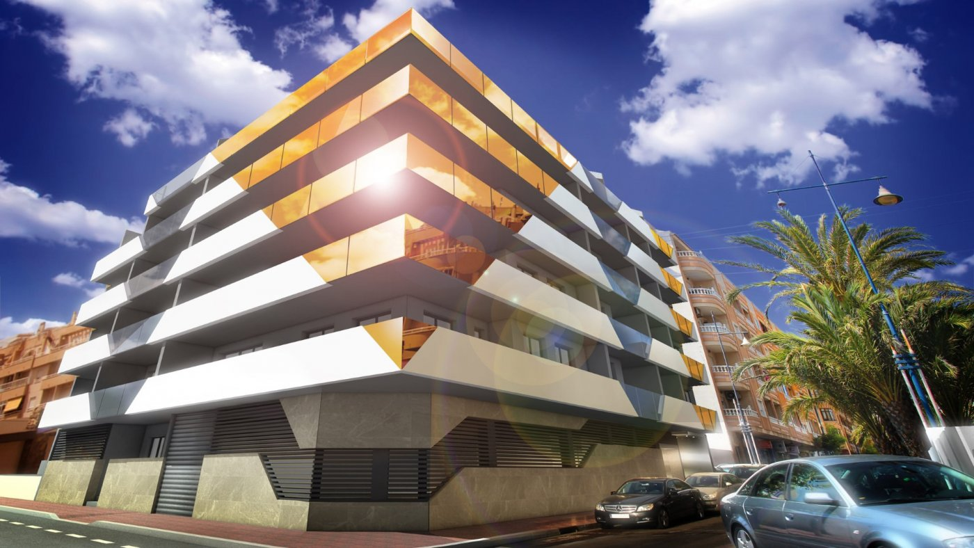 Apartment - New Build - Torrevieja - Habaneras
