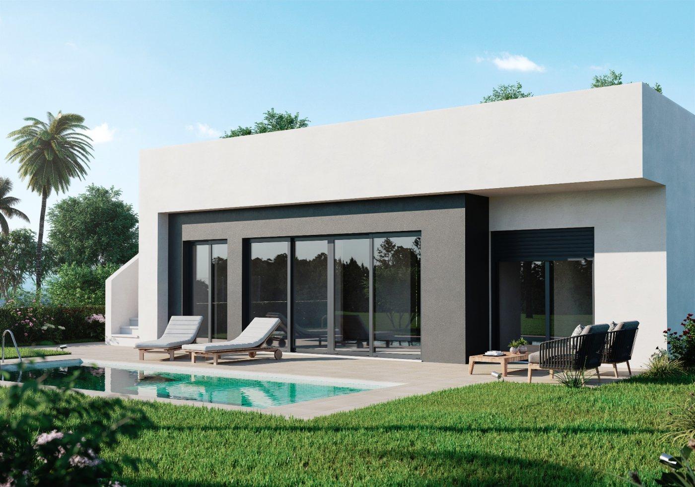Detached - Nieuwbouw - Alhama de Murcia - Condado de Alhama Golf Resort