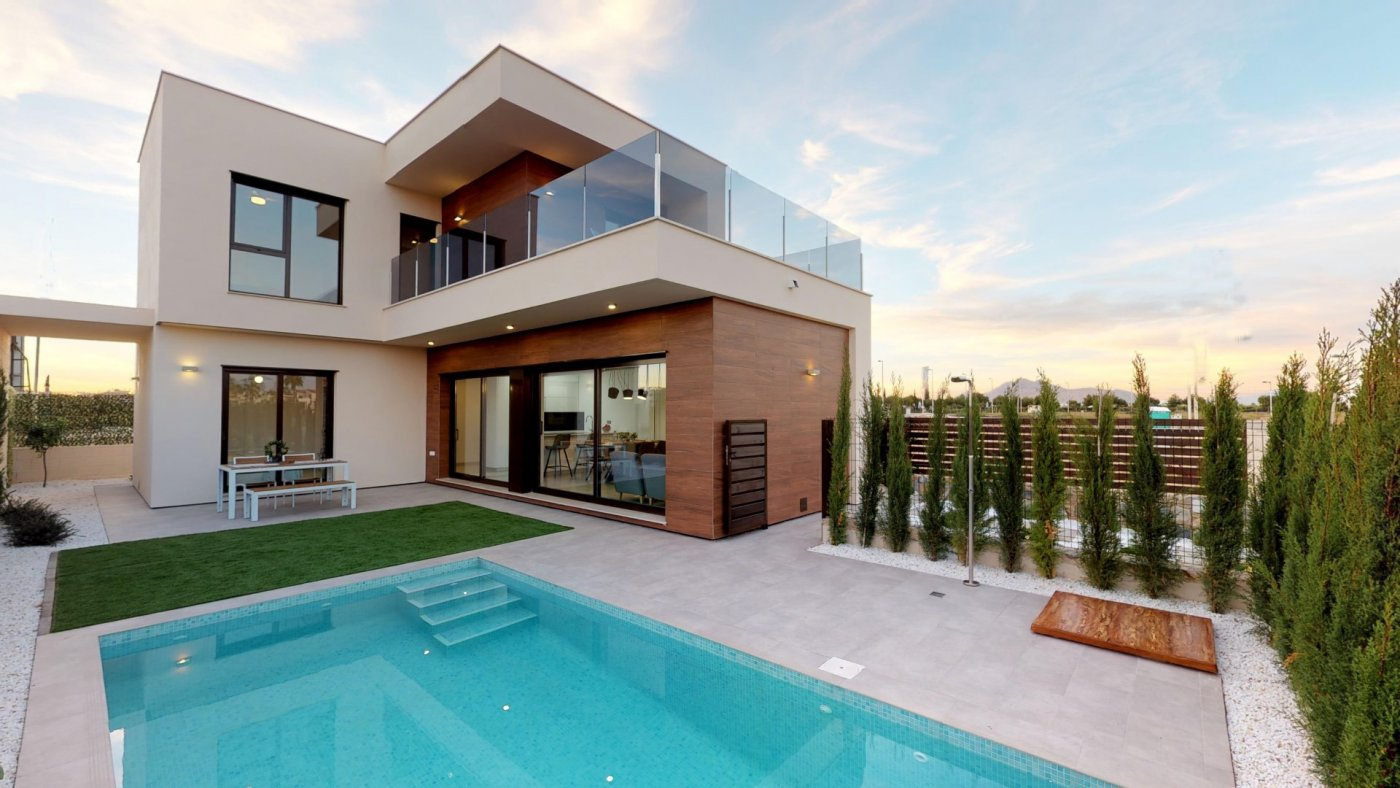 Detached - New Build - San Javier - Roda Golf
