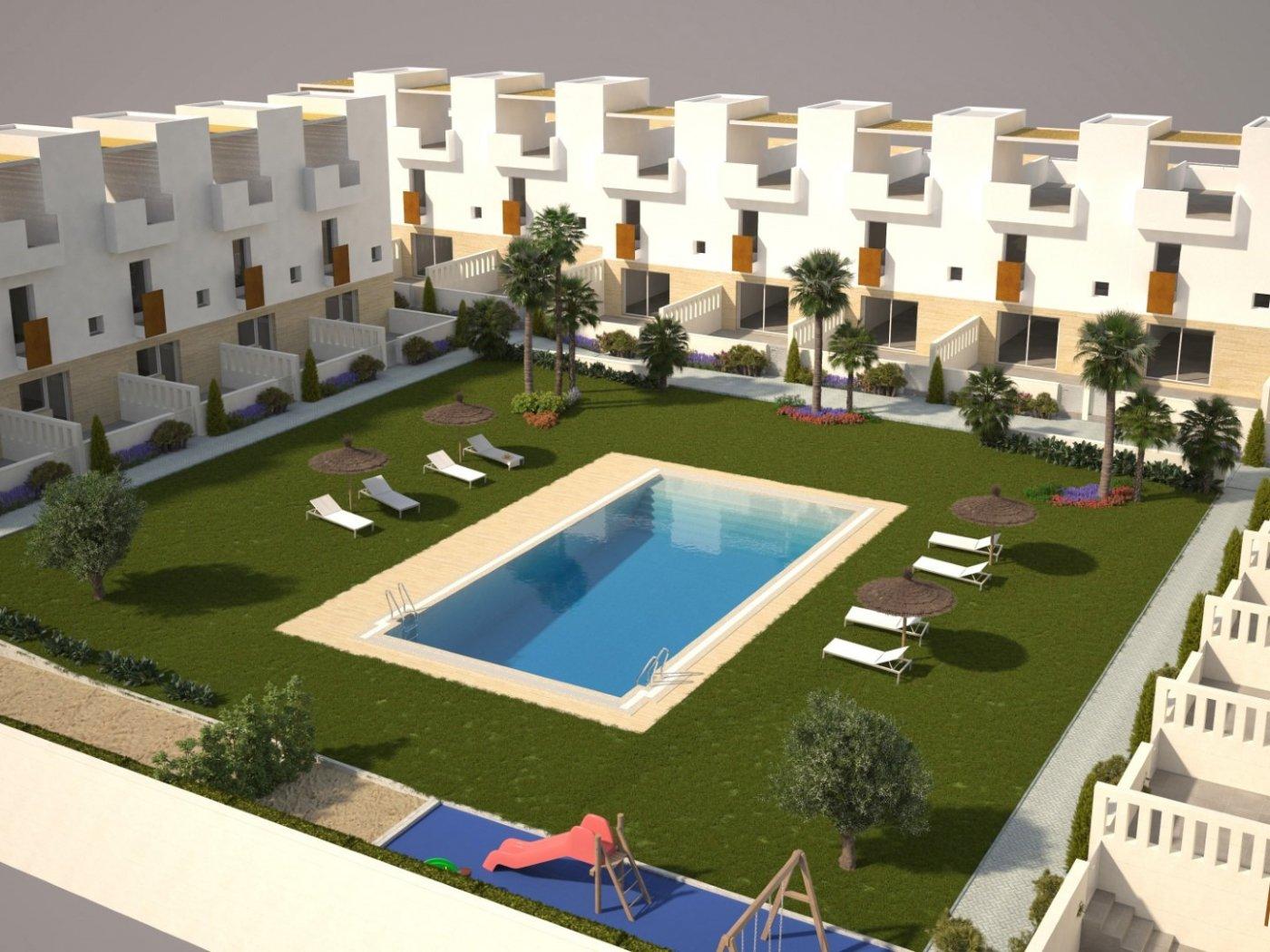 Townhouse - New Build - Torrevieja - Playa de los locos