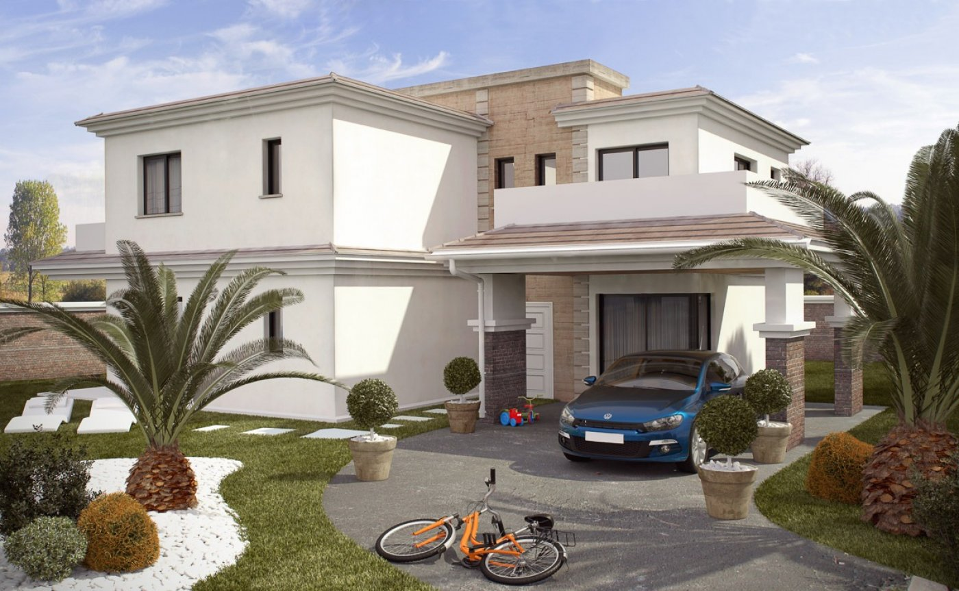 Detached - New Build - Gran alacant - GRAN ALACANT