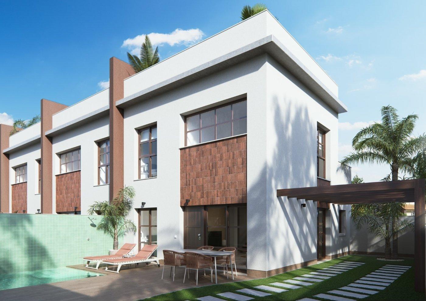 Adosado - Nueva construcción  - Pilar de la Horadada - Pilar de la Horadada