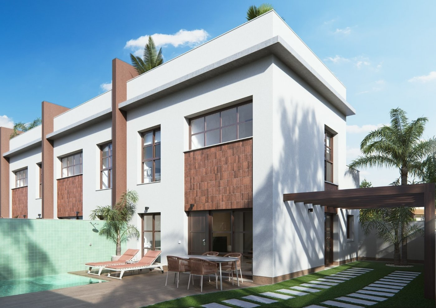 Townhouse - New Build - Pilar de la Horadada - Pilar de la Horadada