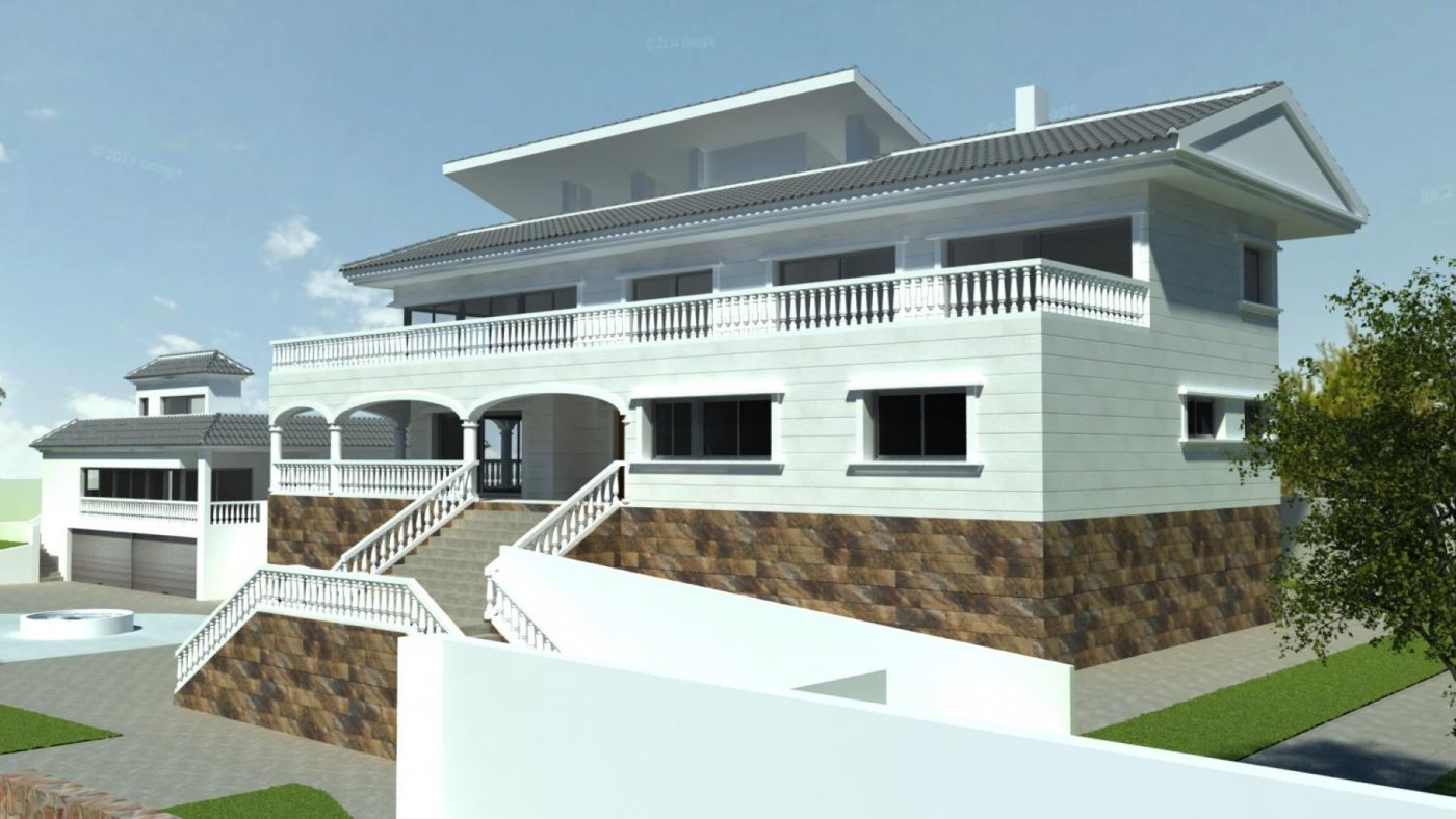 Detached - New Build - Orihuela Costa - Villamartin