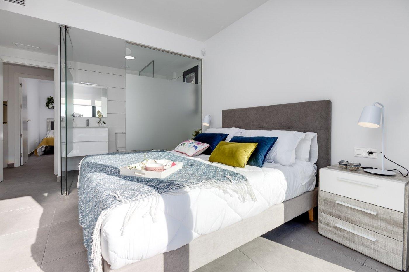 Nieuwe moderne appartementen in Villamartin