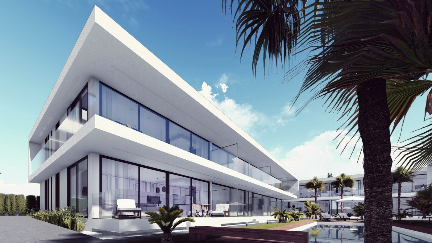 Apartment - New Build - Cartagena - Mar de Cristal