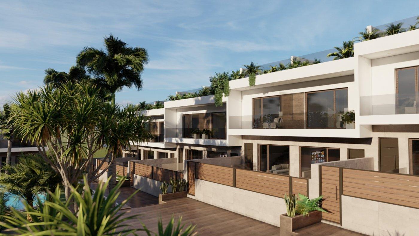 Townhouse - Nieuwbouw - Torrevieja - Los Balcones