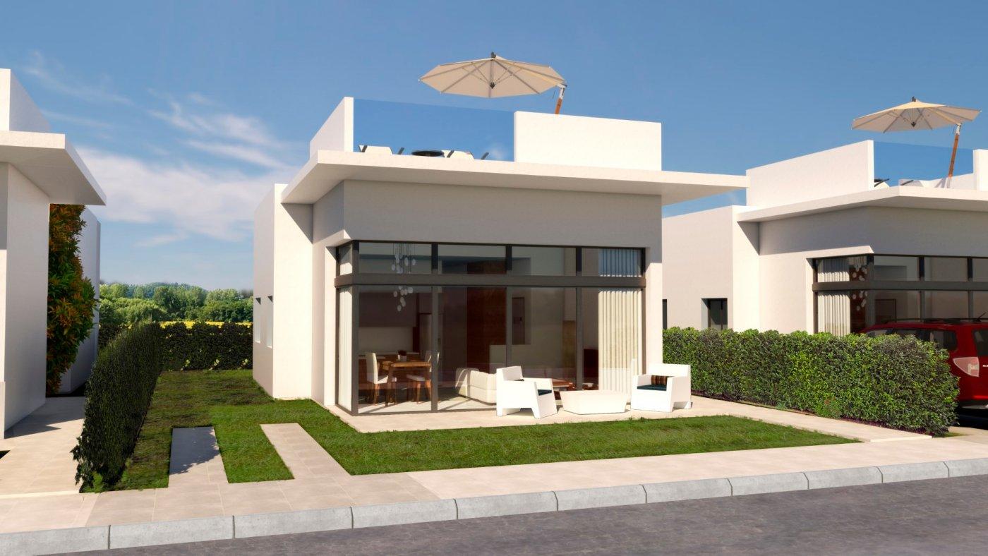 Chalet - Nueva construcción  - Alhama de Murcia - Condado de Alhama Golf Resort