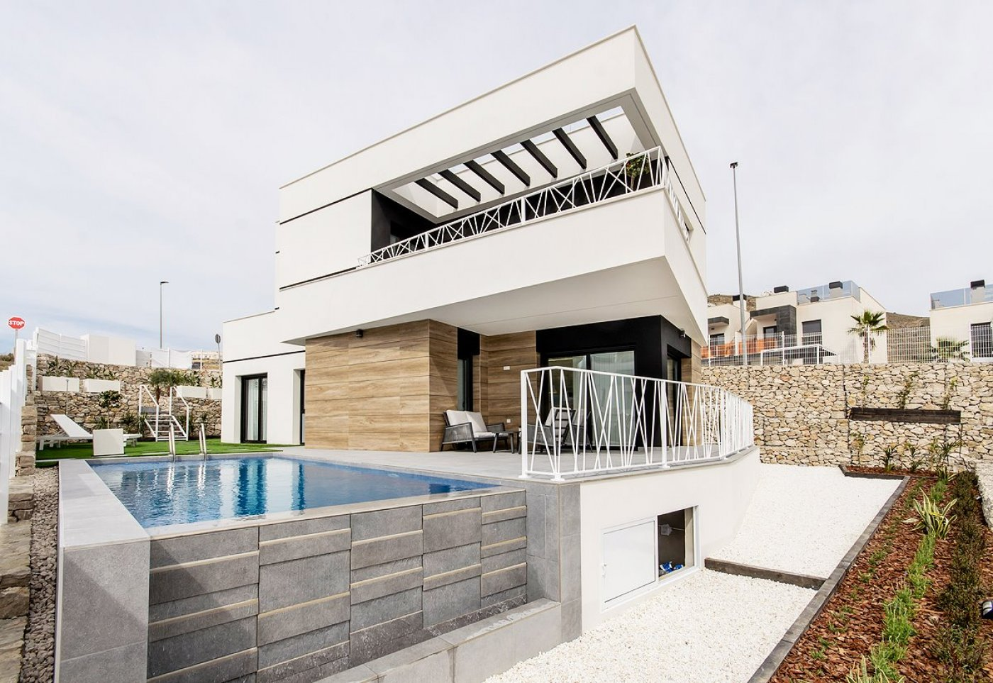 Detached - New Build - Finestrat - Balcón de Finestrat