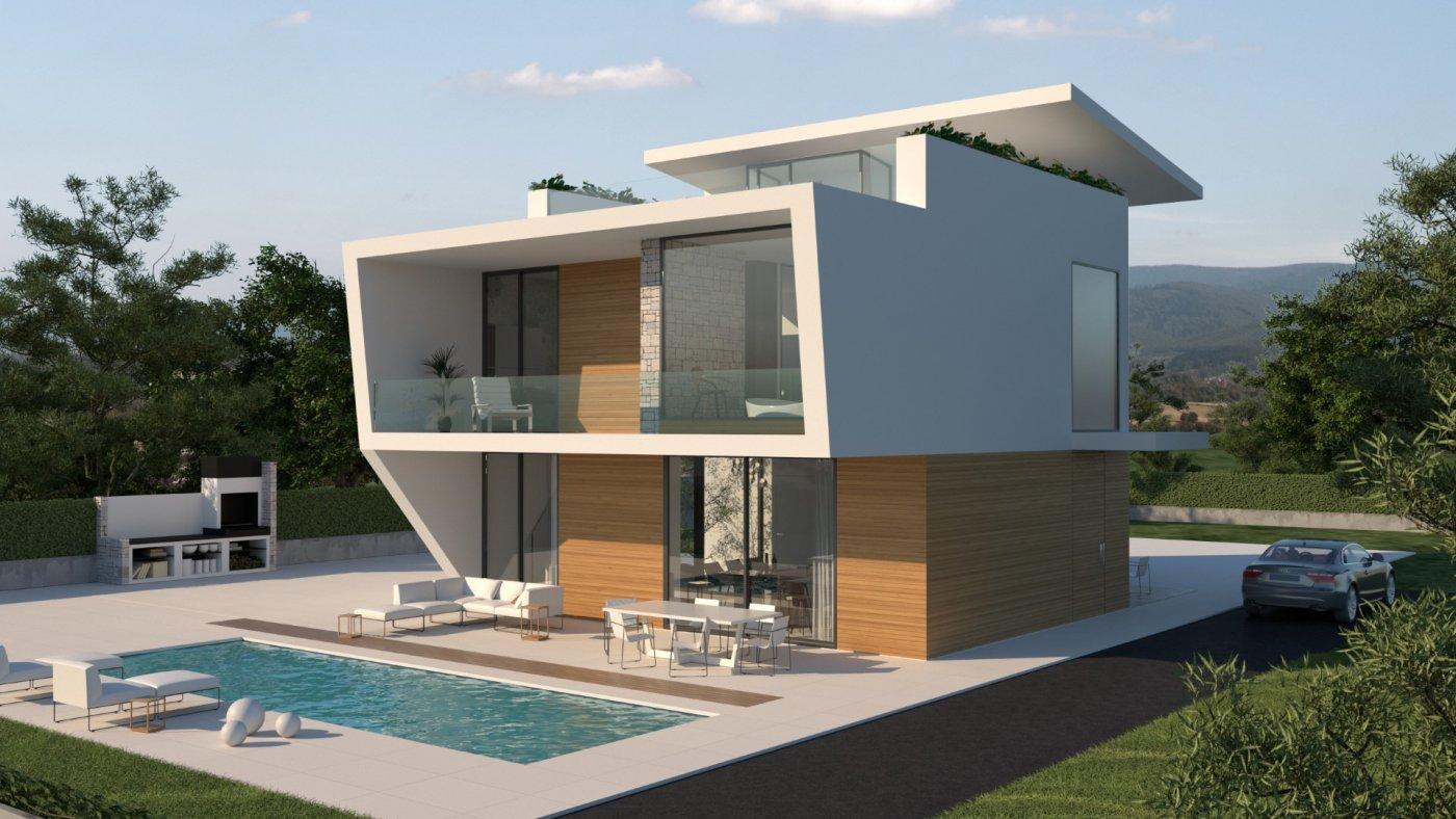 Detached - Nieuwbouw - Orihuela Costa - Campoamor