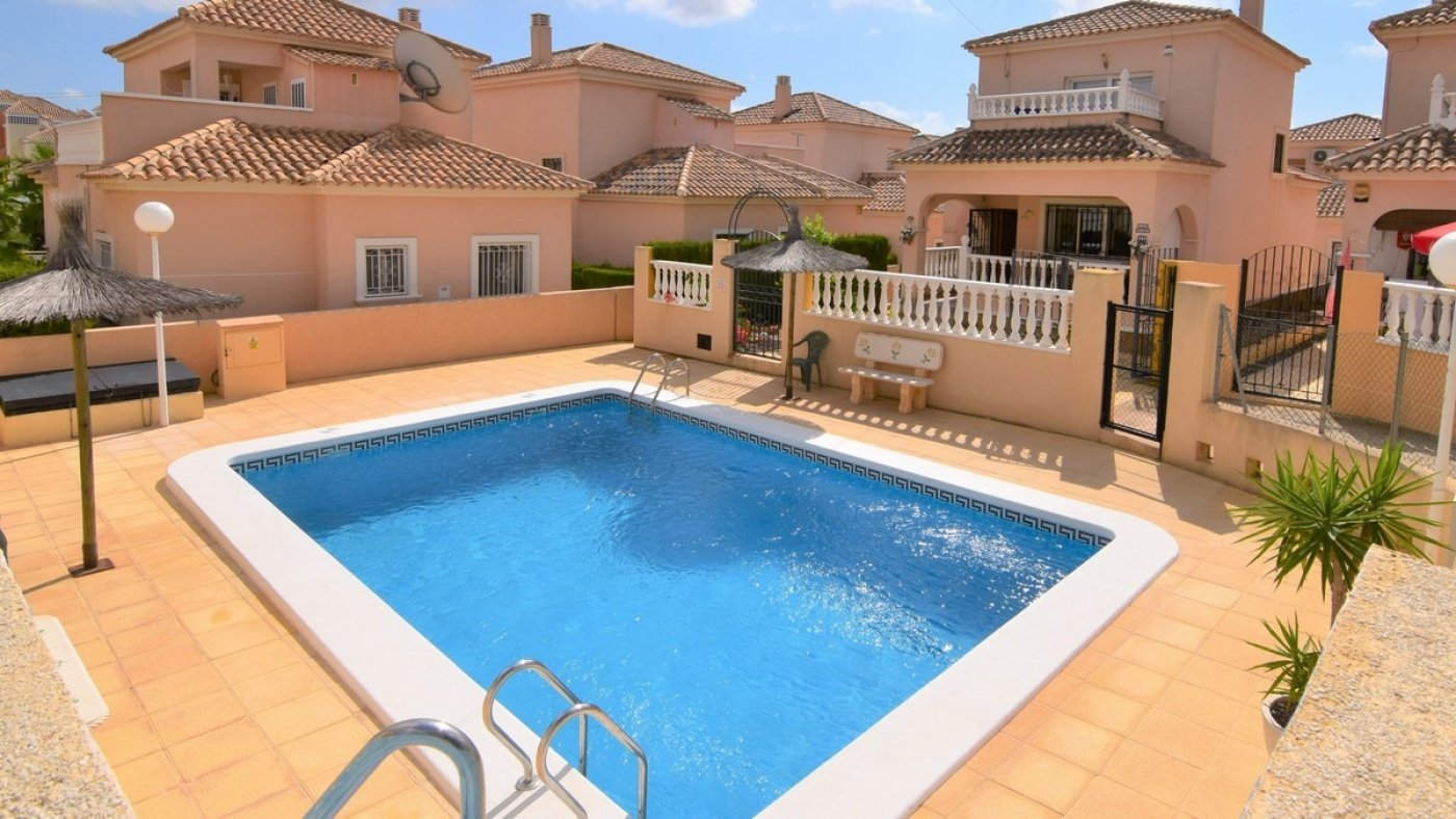 Detached - Resale - Orihuela Costa - Villamartin