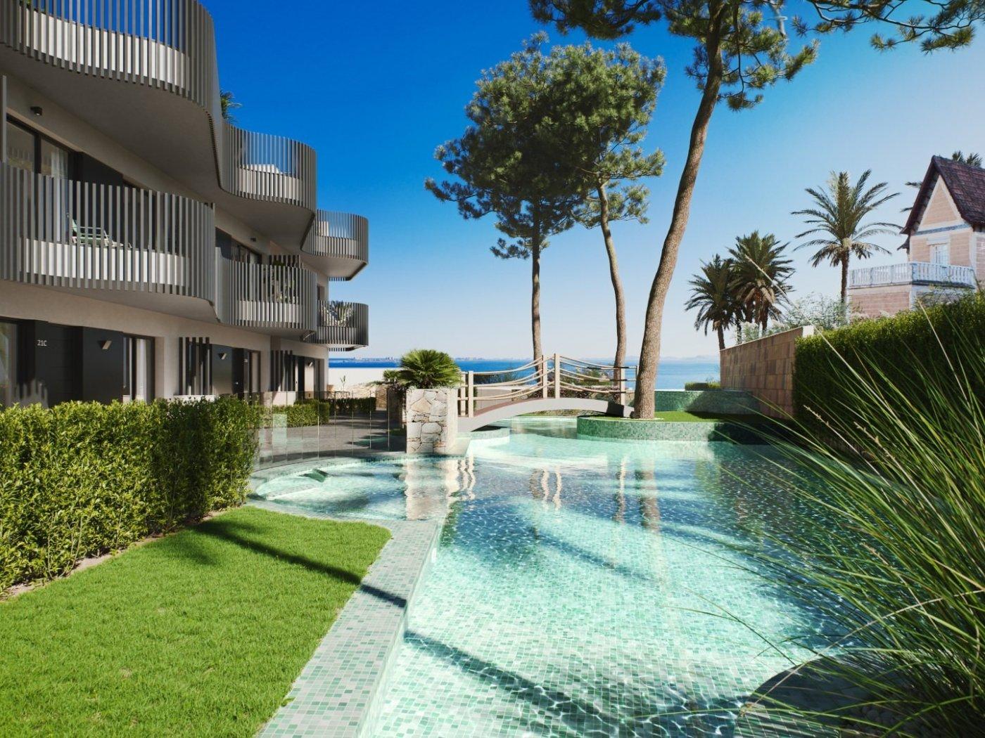 Apartamento - Nueva construcción  - San Pedro del Pinatar - Los Cuarteros