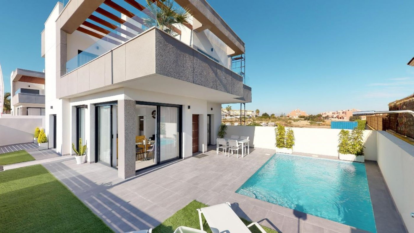 Detached - New Build - Los Montesinos - La Herrada