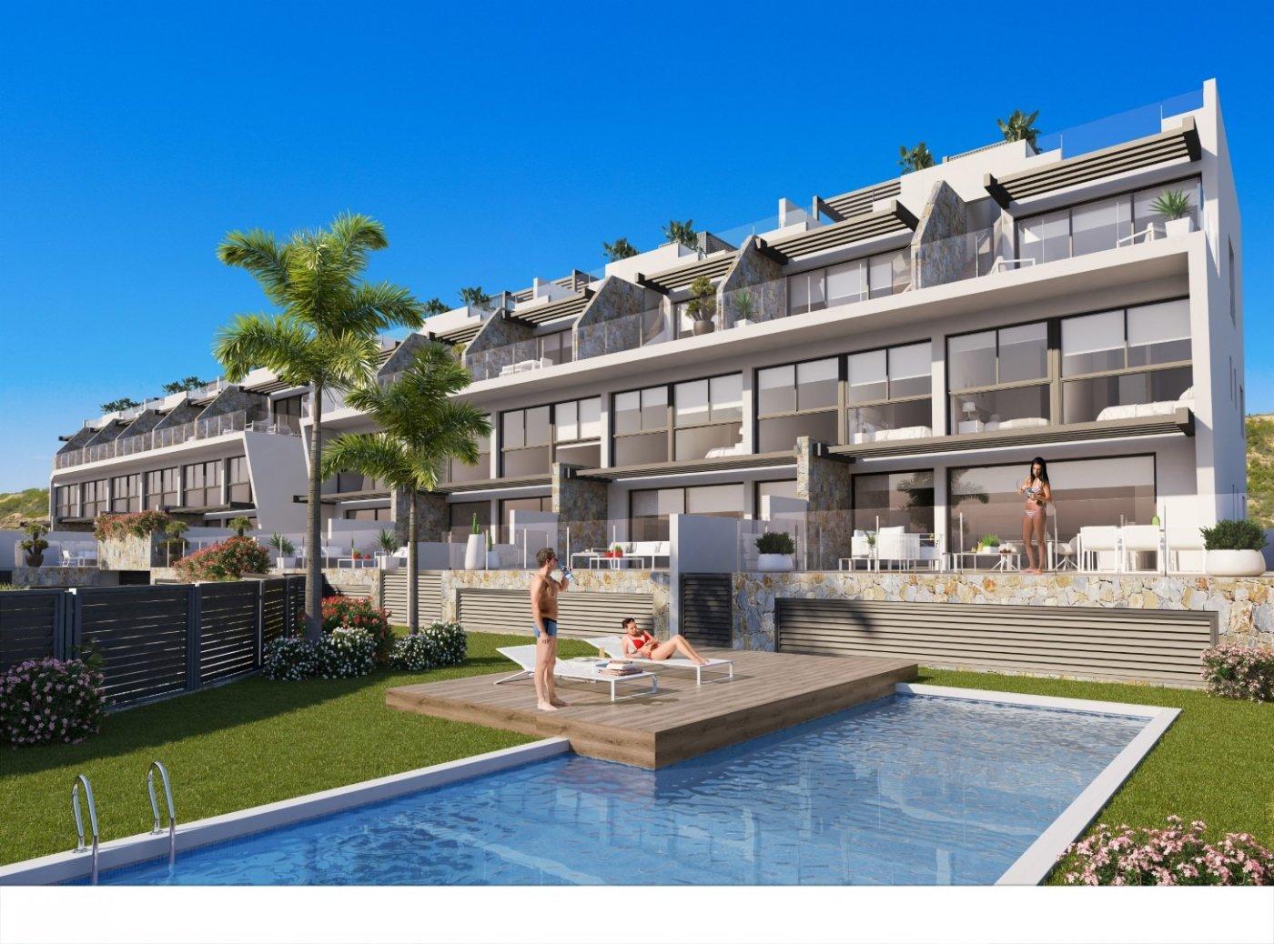 Townhouse - Nieuwbouw - Guardamar del Segura - Alicante
