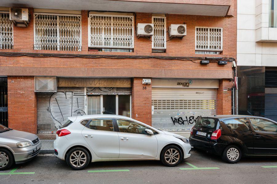 Local Comercial · Barcelona · Hostafrancs 779.000€€