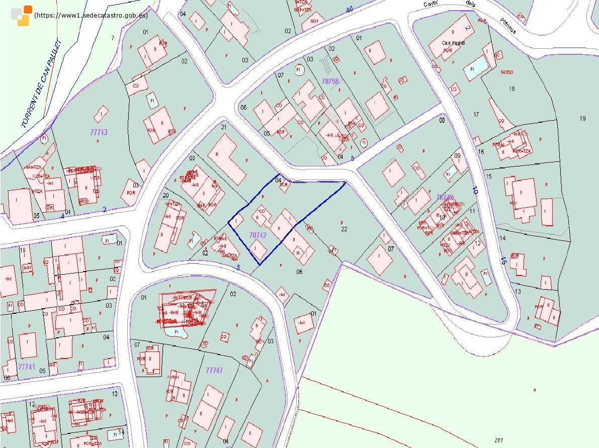 Terrenos urbanos - v2096-r