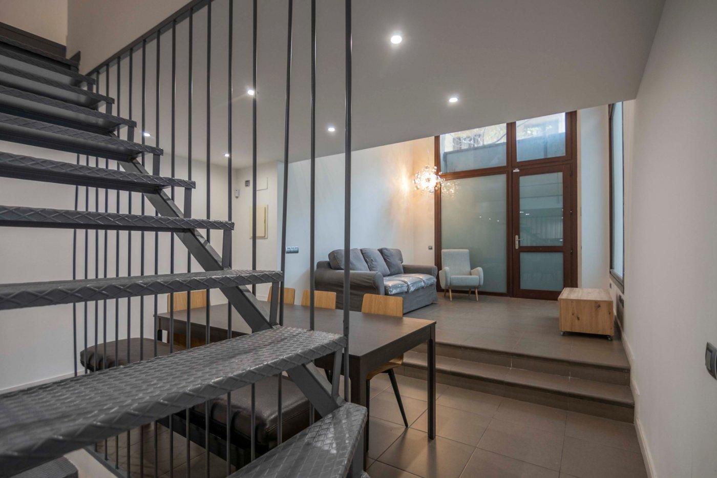 duplex en barcelona · el-poble-sec 350000€