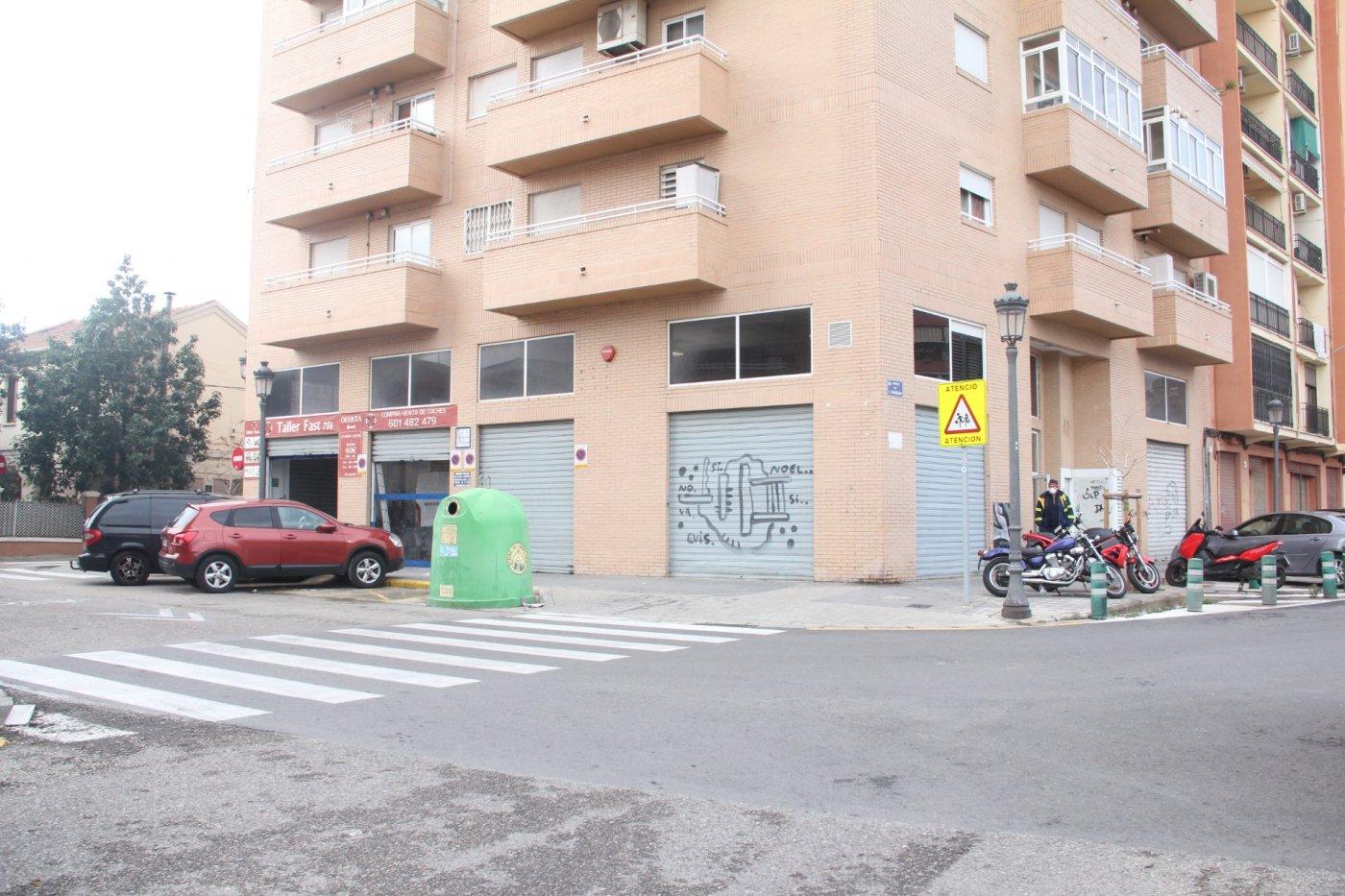 local-comercial en valencia · la-raiosa 120000€