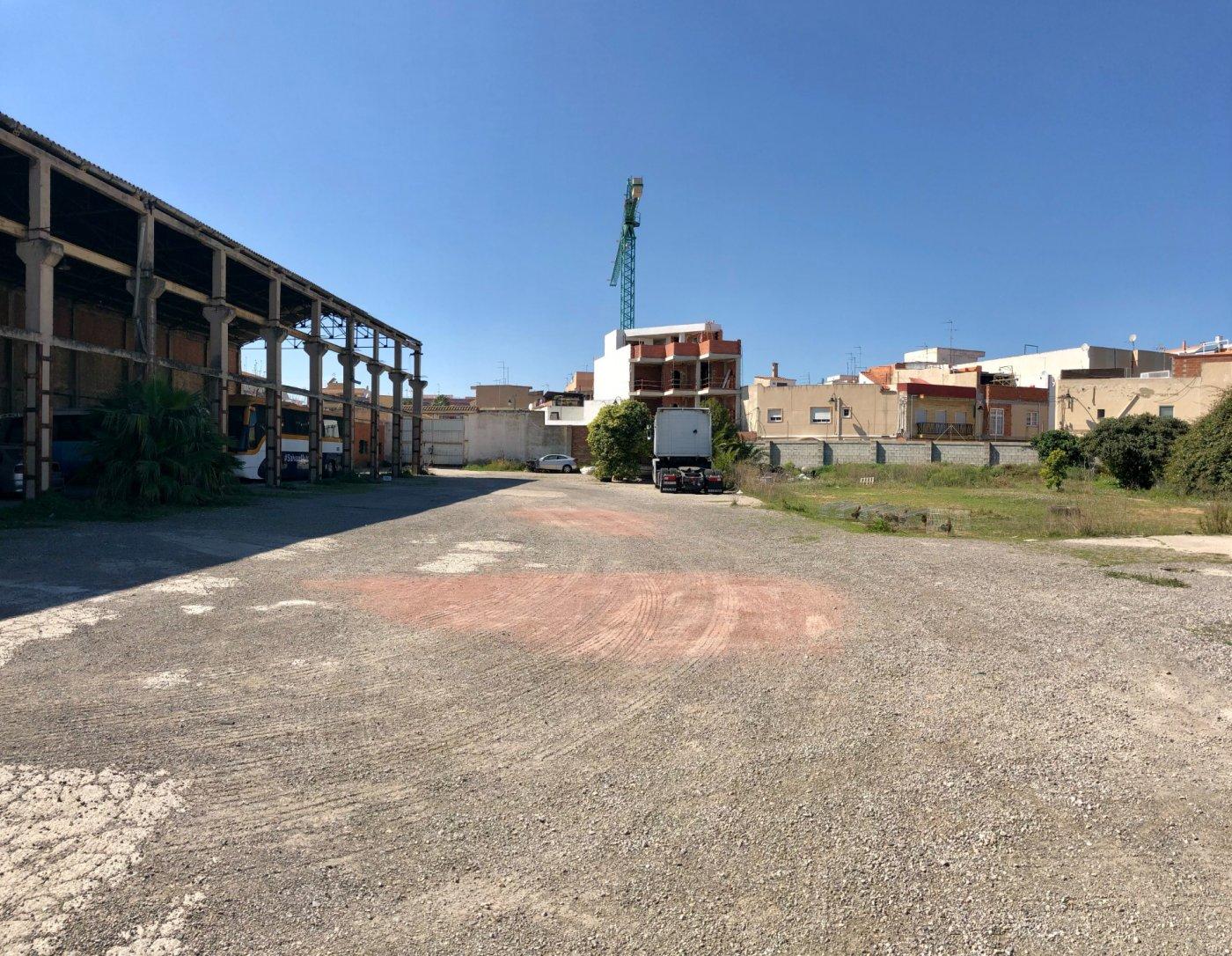 solar en aldaia · barrio-cristo 2070000€