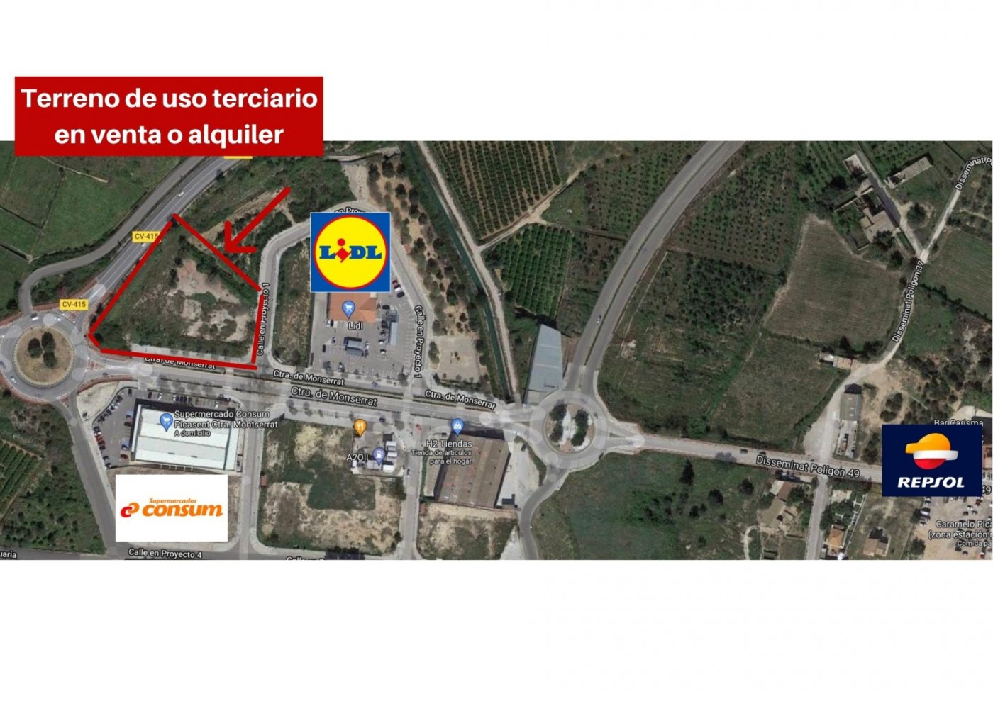 Solar · Picassent · PICASSENT 1.500.000€ / 5.000€ MES€