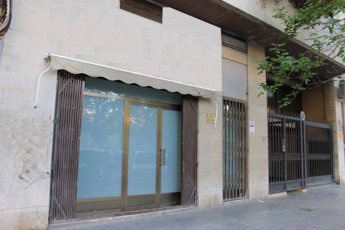 oficina en valencia · la-petxina 1200€