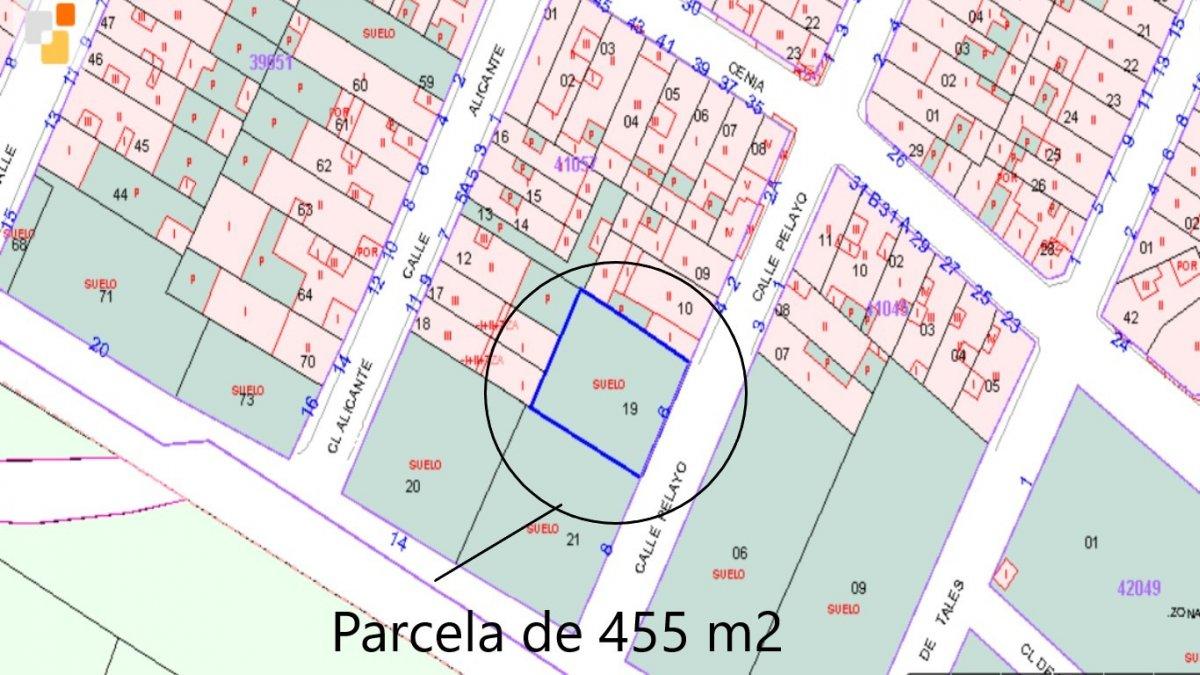 terreno-urbanizable en moncofar · moncofa 223000€