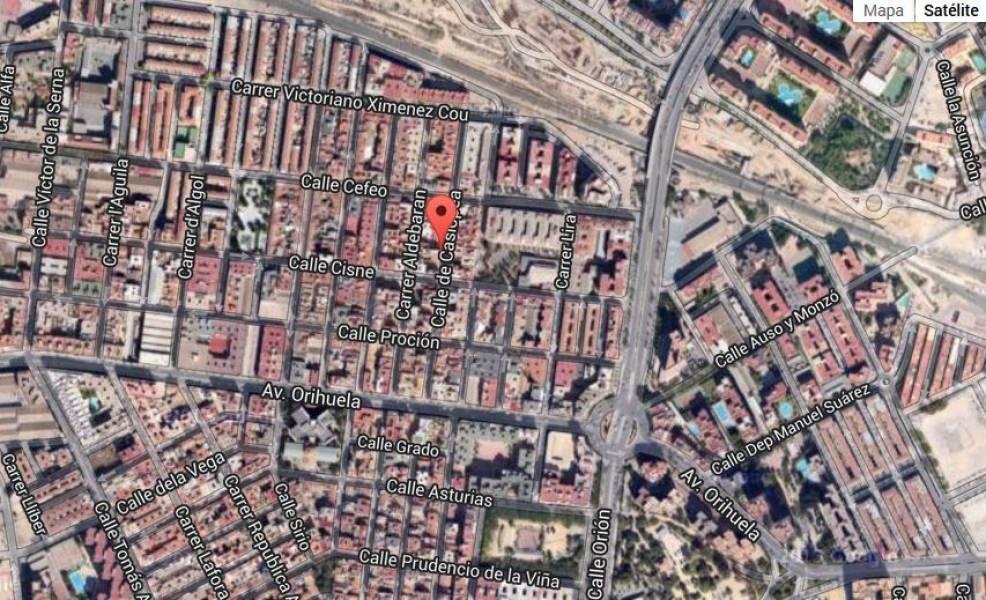 Piso de SegundaMano en Ciudad De Asis Alicante