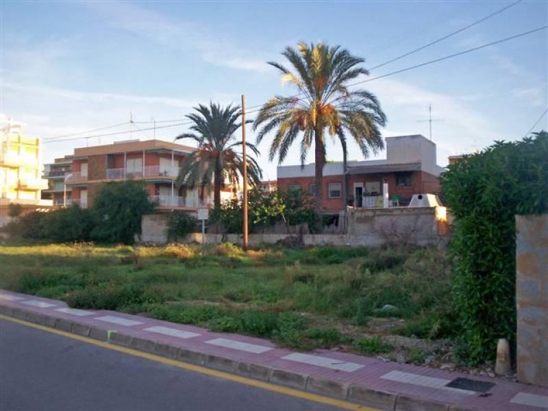 Solar de SegundaMano en Campello Alicante