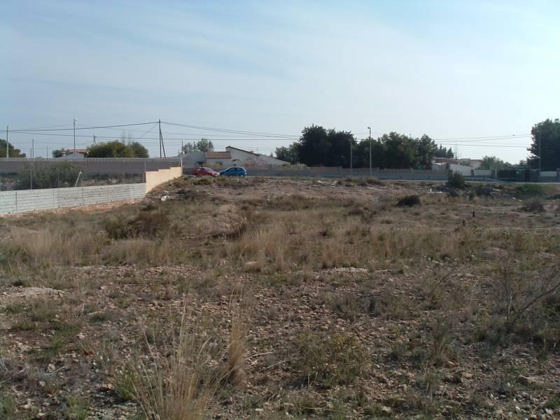 Solar de SegundaMano en Garbinet Alicante
