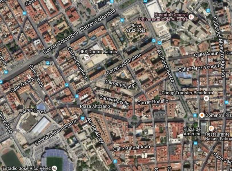 Piso de SegundaMano en Altozano Campoamor Alicante