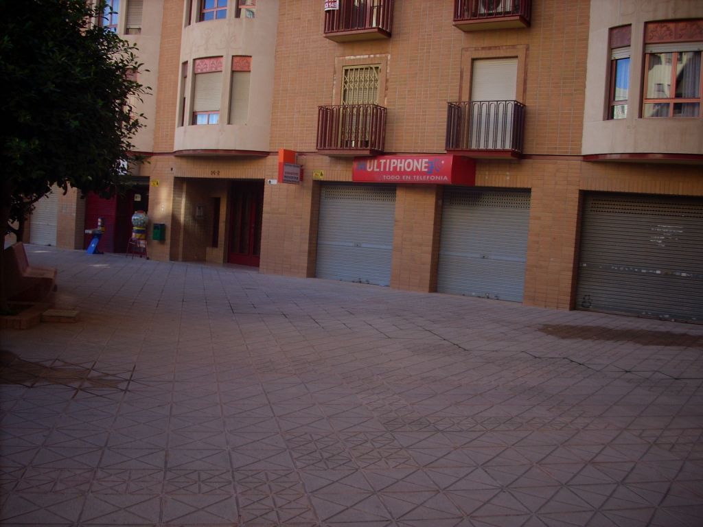 Local de SegundaMano en Garbinet Alicante