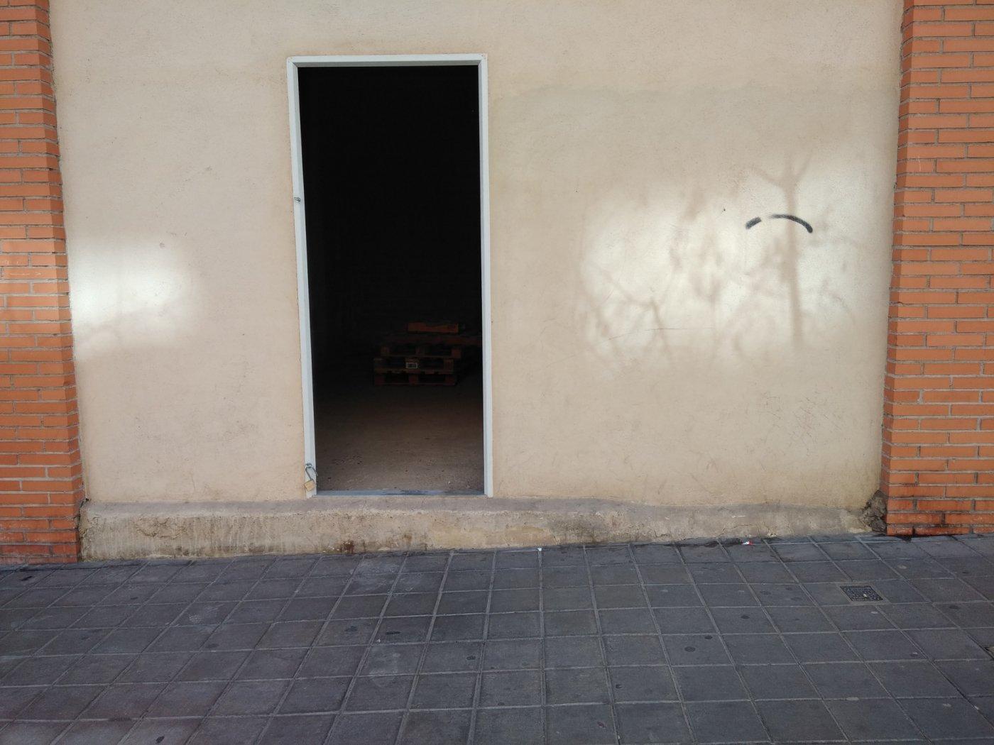 Local de SegundaMano en Altozano Campoamor Alicante
