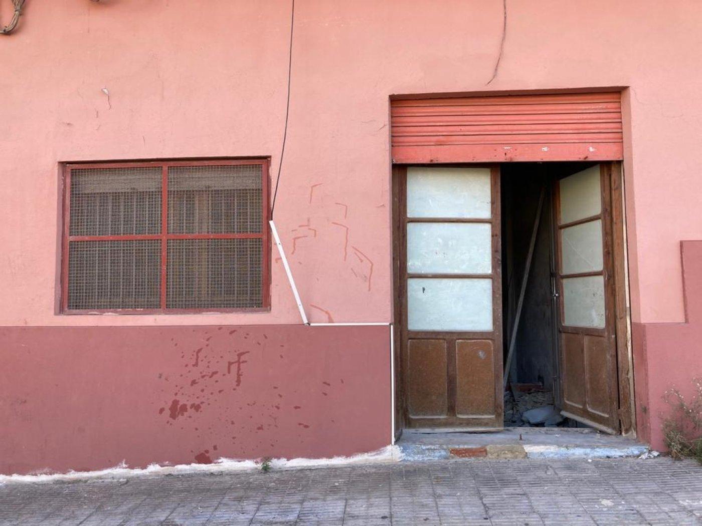 Local de SegundaMano en Rabasa Alicante