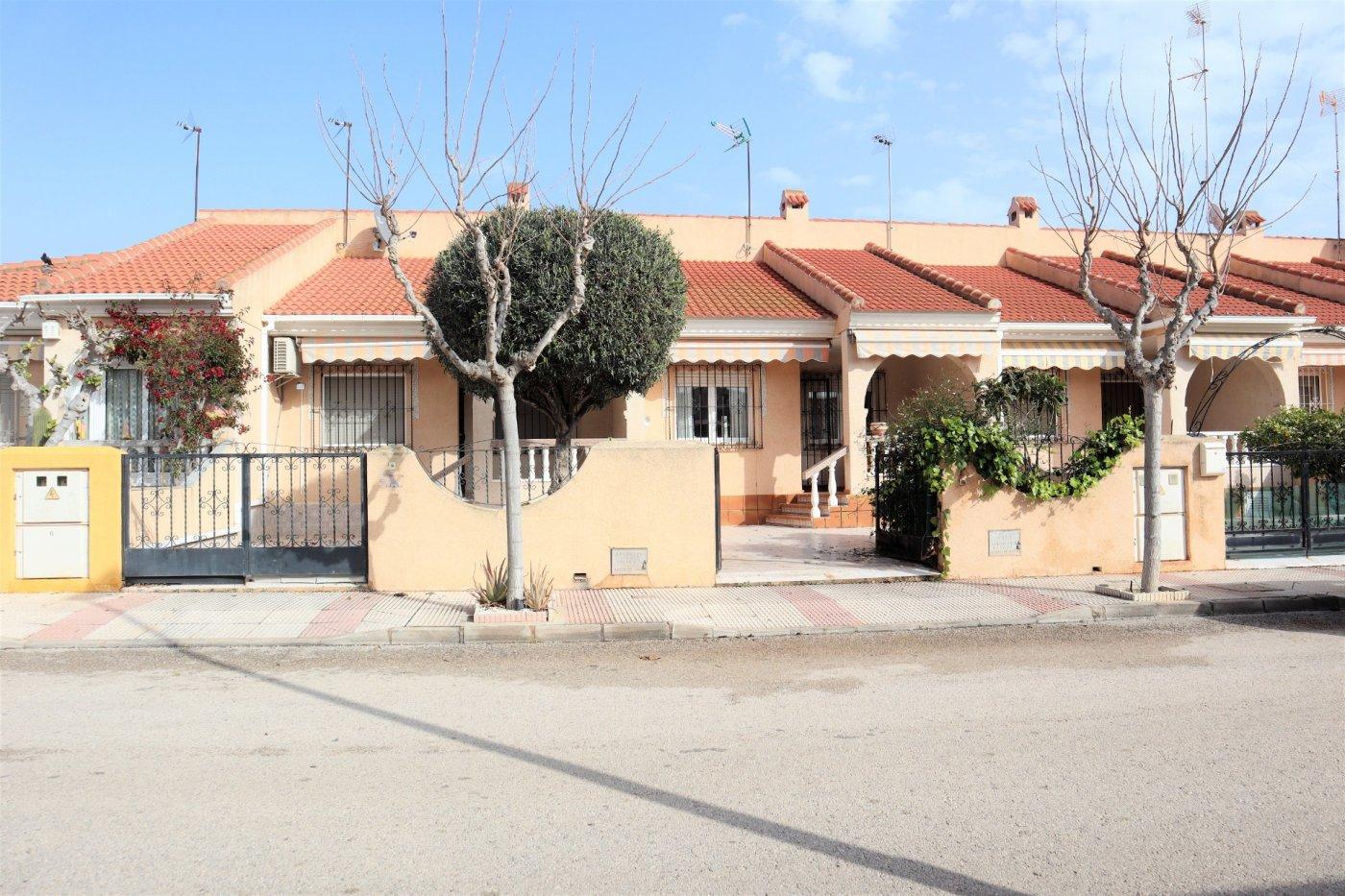 Townhouse for sale in Las Velas, Los Alcazares