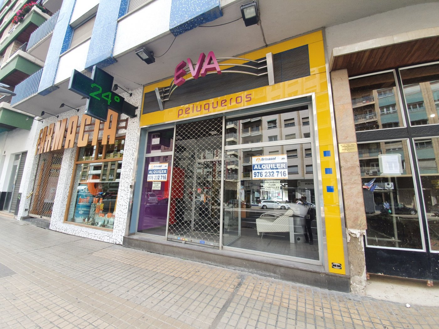 local-comercial en zaragoza · goya 850€