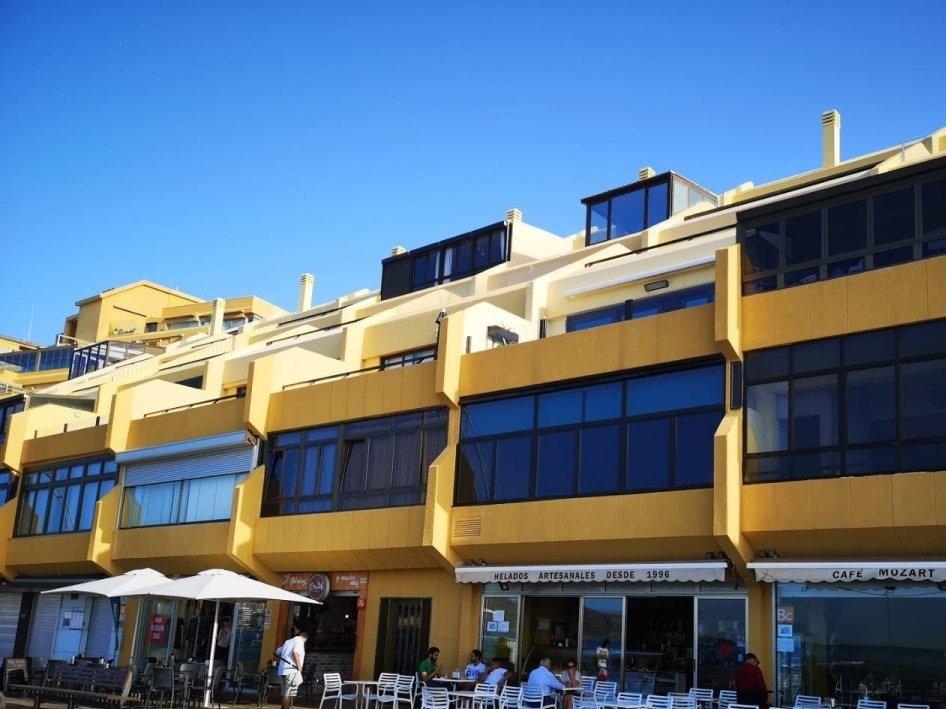 Piso en alquiler en Playa de las Canteras, Las Palmas de Gran Canaria