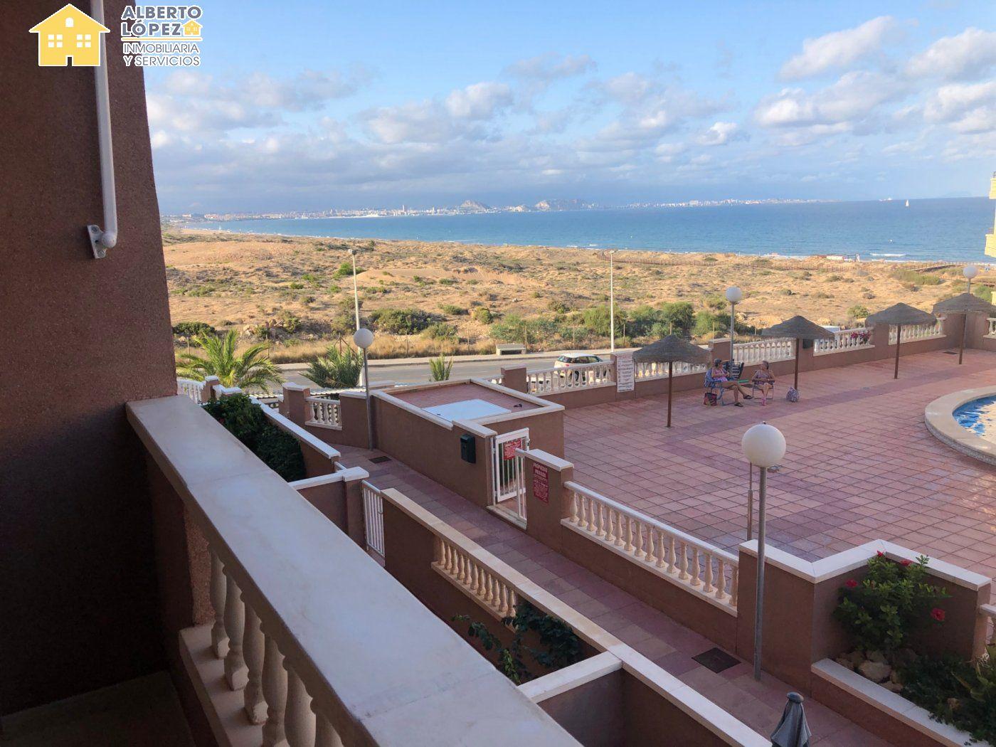 piso en arenales-del-sol · segunda-linea-playa 550€
