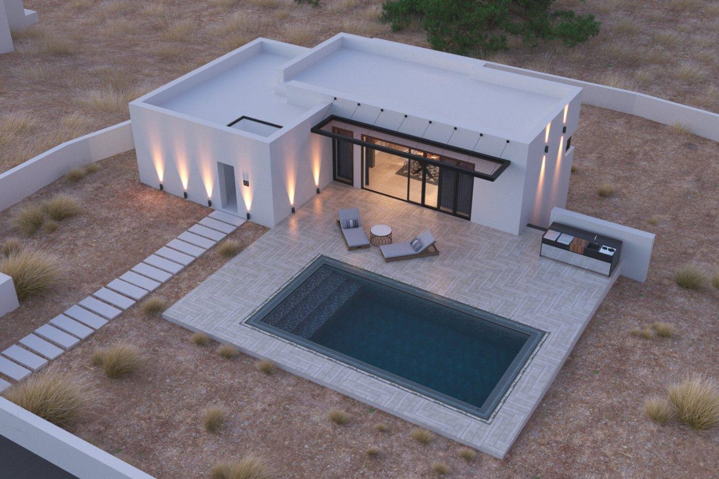Villa De Lujo · San Miguel De Salinas · Las Colinas Golf 695.000€€