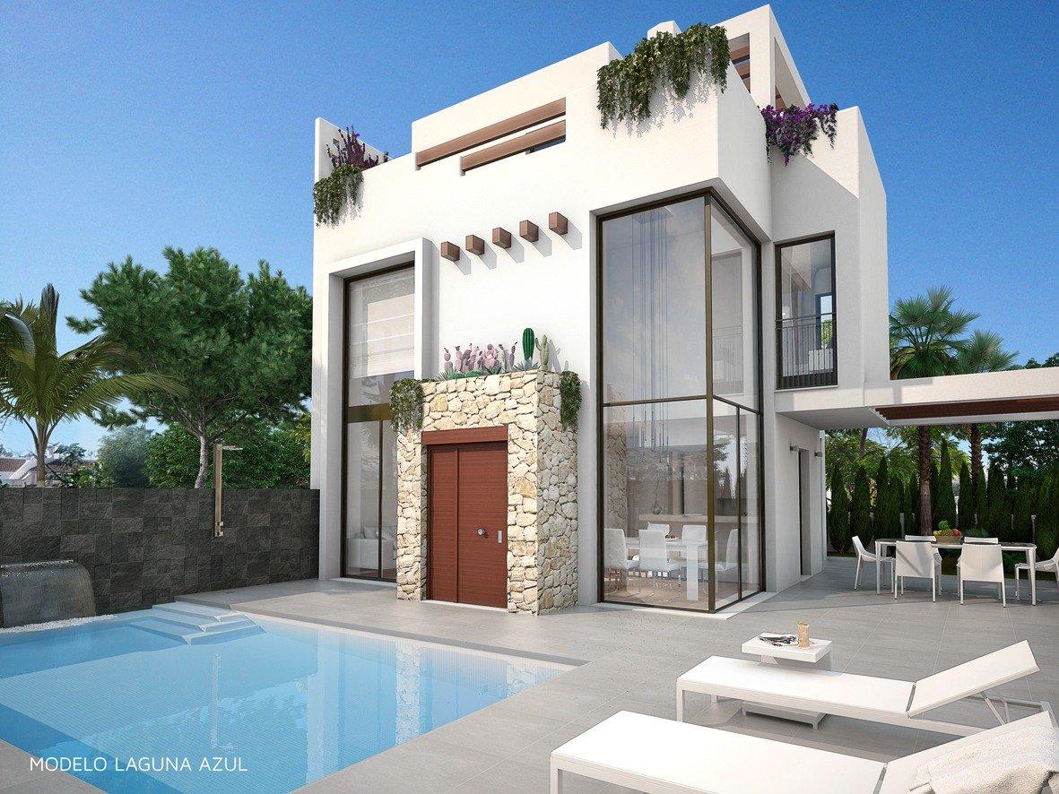villa en la-manga-del-mar-menor · playa-honda 384950€