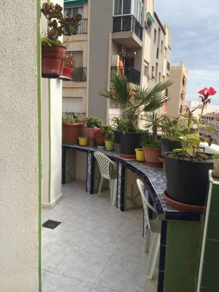 penthouse en torrevieja · habaneras 132562.5€