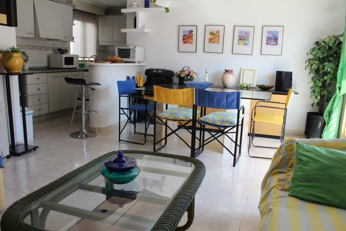 Двухэтажный-пентхаус en Torrevieja · Habaneras 136500€