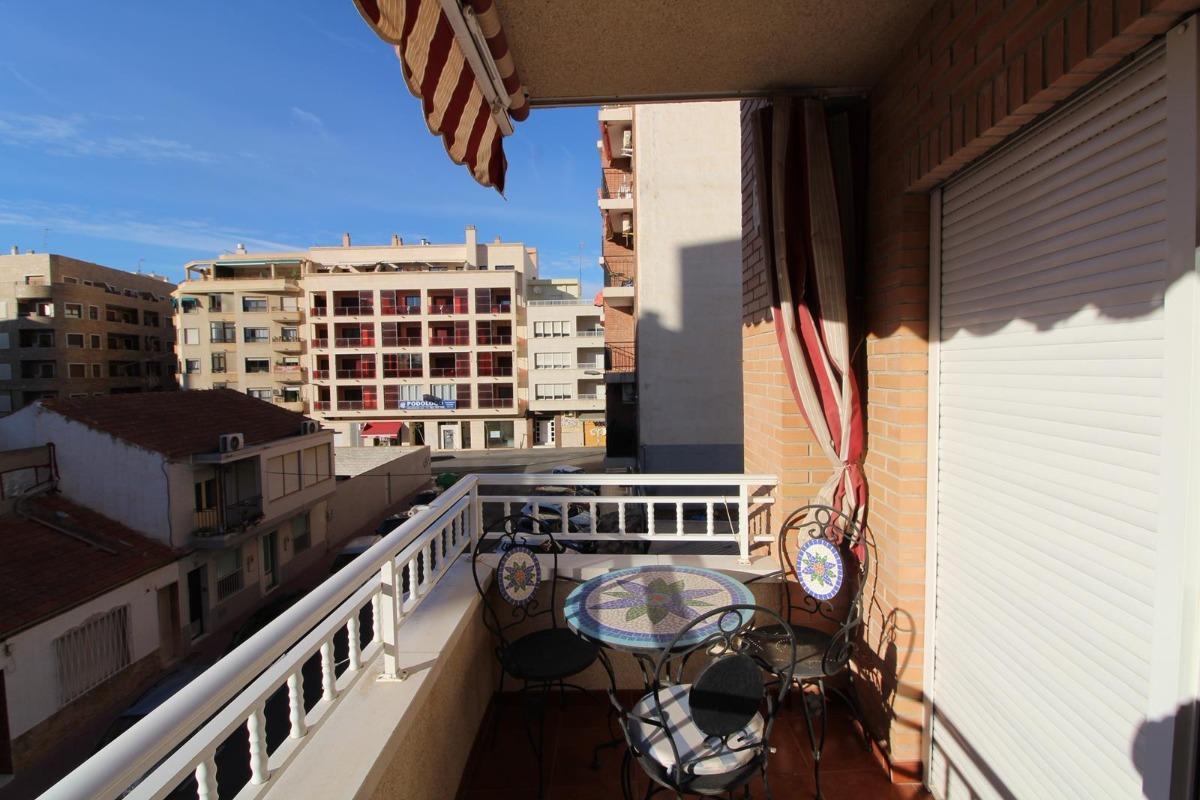 квартира en Torrevieja · Centro 169680€