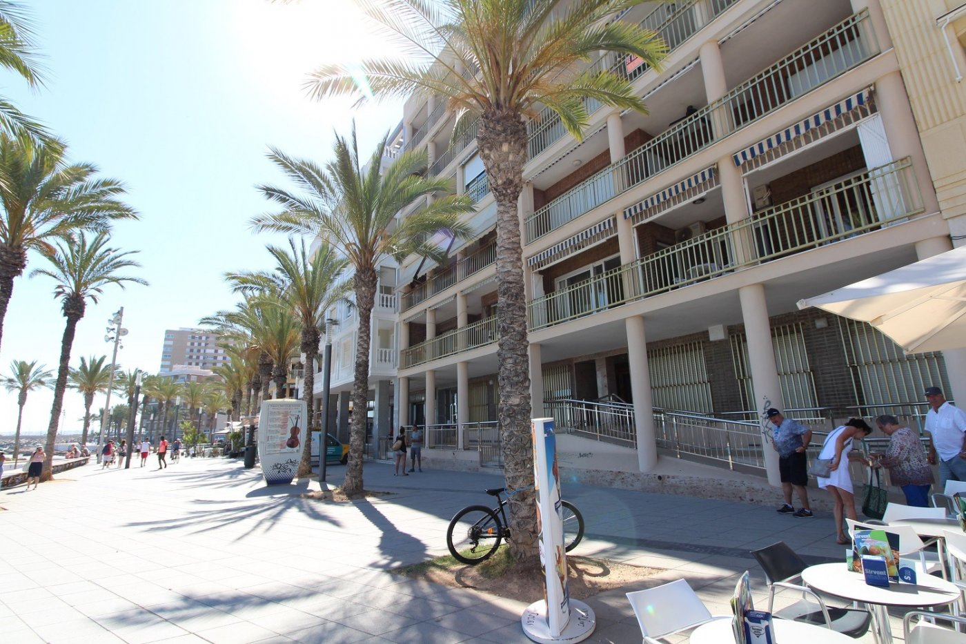 apartamento en torrevieja · playa-del-cura 99000€